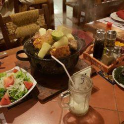DINING IN ASUNCION