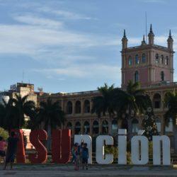 ASUNCION, THE MOTHER CITY