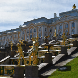 PETERHOF, THE VERSAILLES OF SAINT-PETERSBURG