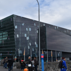 REYKJAVIC, THE TRENDY TOWN