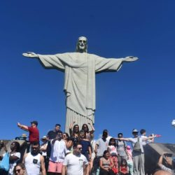 CHRIST REDEEMER. PARADE OF THE CHAMPIONS.