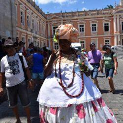 SALVADOR DA BAHIA, THE BLACK ROME