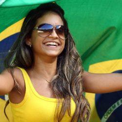 THE WOMEN OF BRAZIL